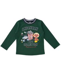 ANPANMAN KIDS COLLECTION(アンパンマンキッズコレクション)の【アンパンマン】ポップコーン長袖Tシャツ(Tシャツ/カットソー)