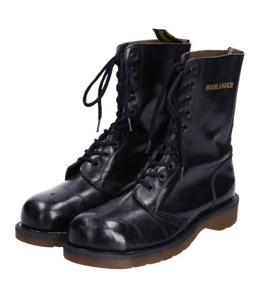 新品?正規品  【ブランド古着】10ホールブーツ(ブーツ) Dr.Martens(ドクターマーチン)のファッション通販 - USED, コンコウチョウ:b5a104d5 --- altix.com.uy