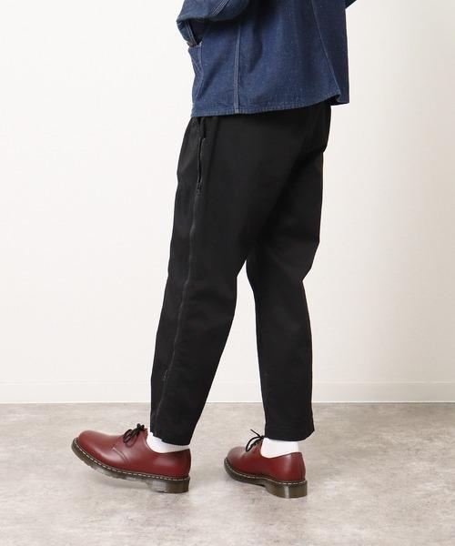 【 CAL O LINE / キャル オー ライン 】AVIATOR ZIP PANTS / アビエイター ジップパンツ CL211-086・・