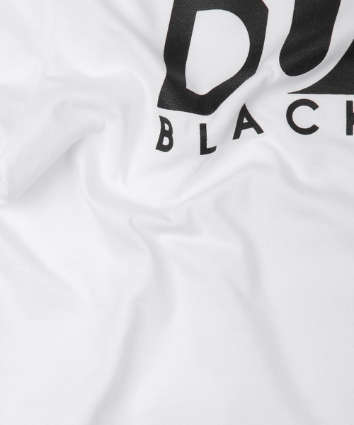 〔BLACK LABEL〕COOLMAX BOX LOGO TEE:クールマックス ボックスロゴ Tシャツ