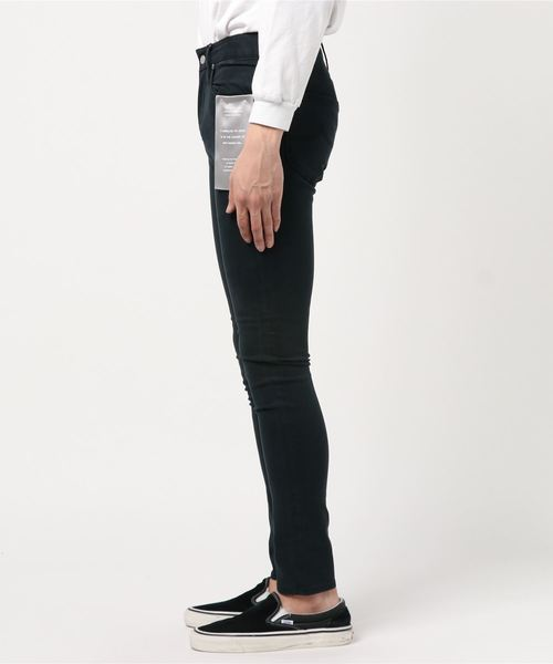 [WHEIR Bobson / ウェアボブソン] SKINNY COLOR  JEANS