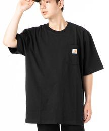 Carhartt(カーハート)のカーハート ビッグシルエット Tシャツ ポケット WORKWEAR CARHARTT(Tシャツ/カットソー)