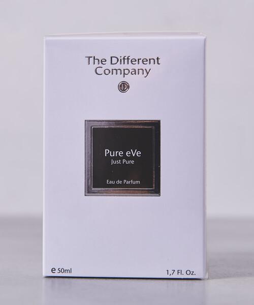 <THE DIFFERENT COMPANY(ザ ディファレント カンパニー)> ピュア イヴ 50ml ■■■