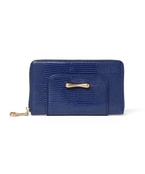 6ff7faf1fa1d Demi-Luxe BEAMS(デミルクス ビームス)の「TOFF&LOADSTONE / デリスリザード 長財布