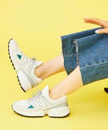【別注】 <New Balance(ニューバランス)>∴MS574v2 スニーカー