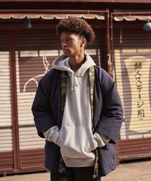 A BATHING APE(アベイシングエイプ)のBAPE RELAXED PULLOVER HOODIE M(パーカー)