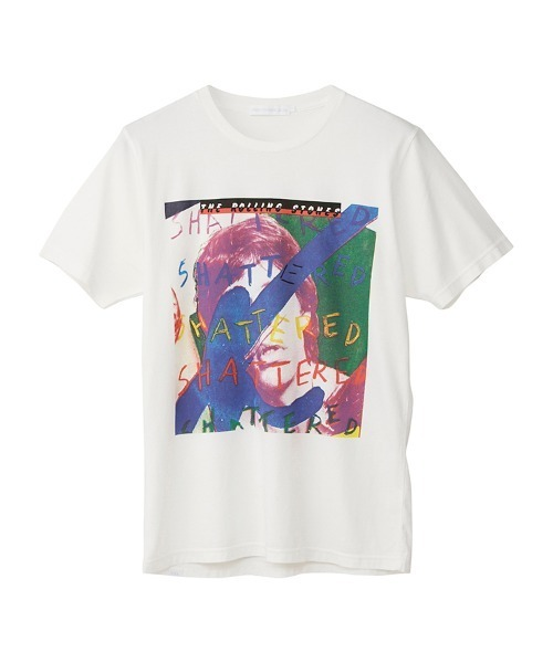 THE ROLLING STONES/SHATTERED Tシャツ