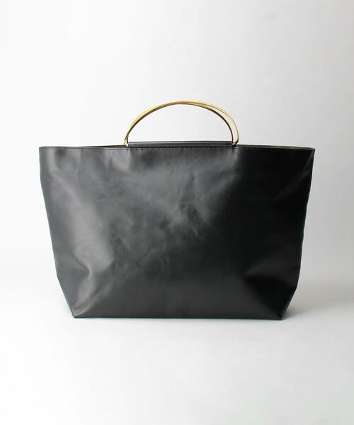 texnh(テクネ)BRASS HANDLE LTR TOTE