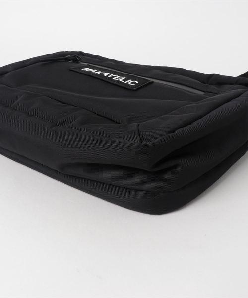 【MAKAVELIC】TRUCKS BILAYER POUCH BAG/3108-10501