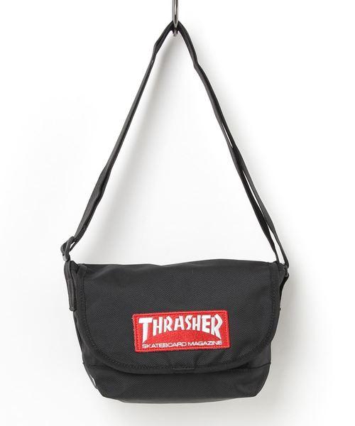 NEW-ERA/ニューエラ ショルダーバッグ ブラック ボーイズ (SHOULDER BAG M THRA)/容量約3.5L