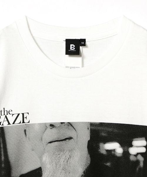the GAZE / 矢野光 Tシャツ