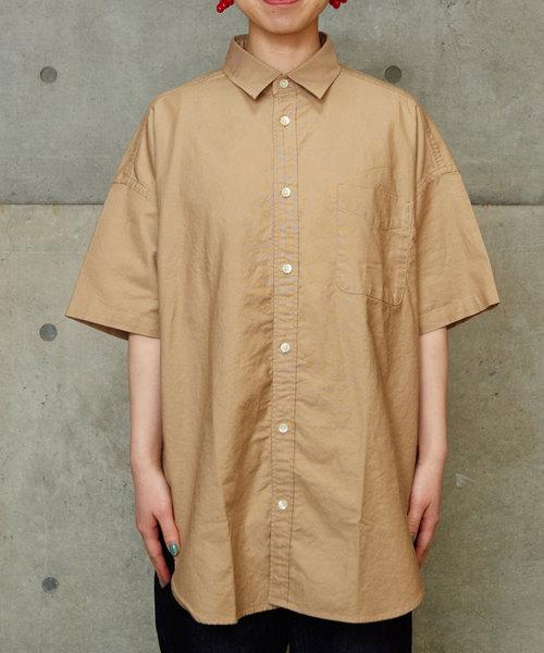 オックスBIGシャツ