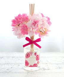 Cocoonist(コクーニスト)の桜フレグランスフラワーリードディフューザー(お香/ルームフレグランス)