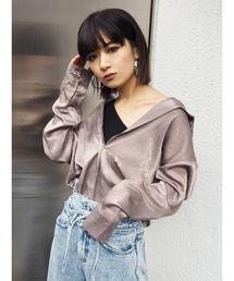 EMODA(エモダ)のLUSTERシャツ(シャツ/ブラウス)