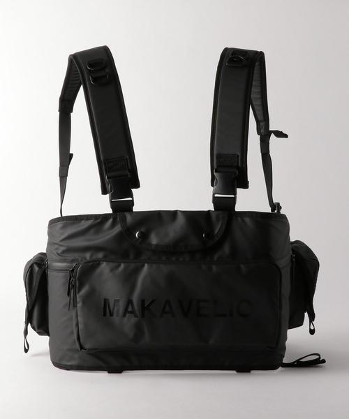 【値下げ】 <MAKAVELIC> UNITED TRUCKS VEST monkey BAG/ベストバッグ(ボディバッグ/ウエストポーチ) TRUCKS MAKAVELIC(マキャベリック)のファッション通販, サカキマチ:26f94db1 --- wm2018-infos.de