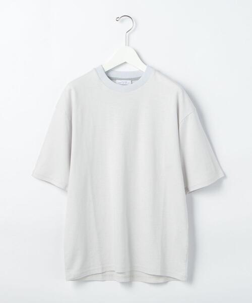 CSM ソロテックス ラミー クルーネック 半袖 Tシャツ カットソー