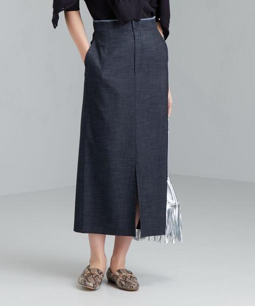 FFC ノーブル オックス Iライン スカート