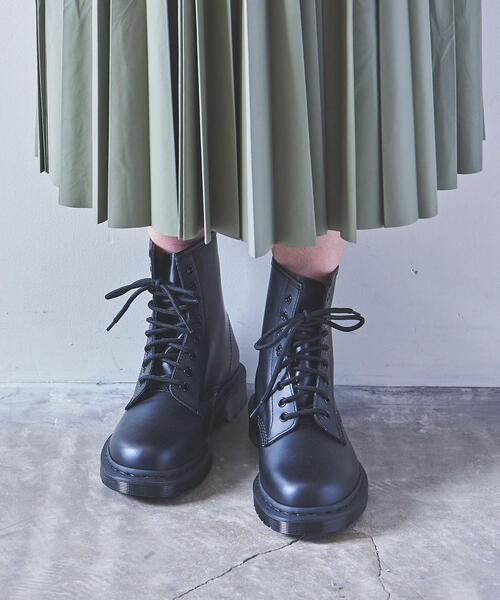 <Dr.Martens(ドクターマーチン)>8-EYE MONO ブーツ