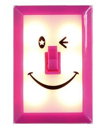 SPICE(スパイス)のスマイルスイッチLEDライト 9色(照明)