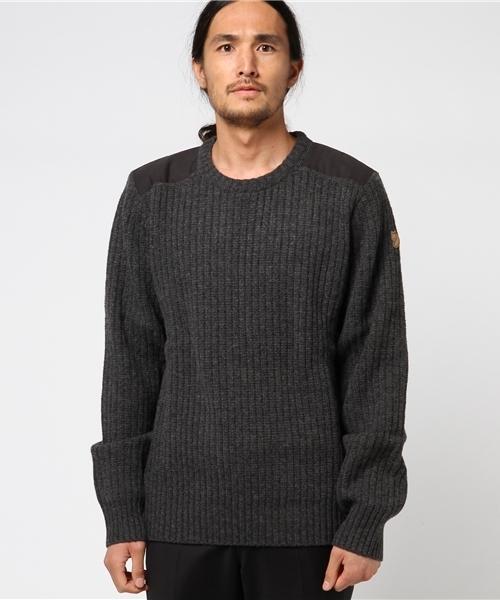 入園入学祝い Singi Knit Sweater (FJALLRAVEN/フェールラーベン), Land Field 8af17ebc