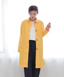 Afternoon Tea(アフタヌーンティー)の防花粉ステンカラーコート(ステンカラーコート)