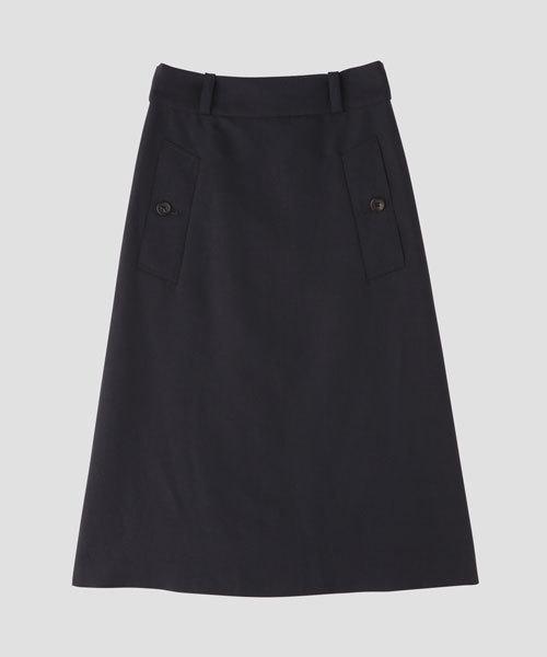 再再販! LINEN WOOL HOPSACK(スカート) MARGARET|MARGARET HOWELL HOWELL(マーガレットハウエル)のファッション通販, くぅ散歩:20ce0c8b --- iodseguros.com.br