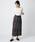 GALLARDAGALANTE(ガリャルダガランテ)の「チェックラップスカート(スカート)」|詳細画像