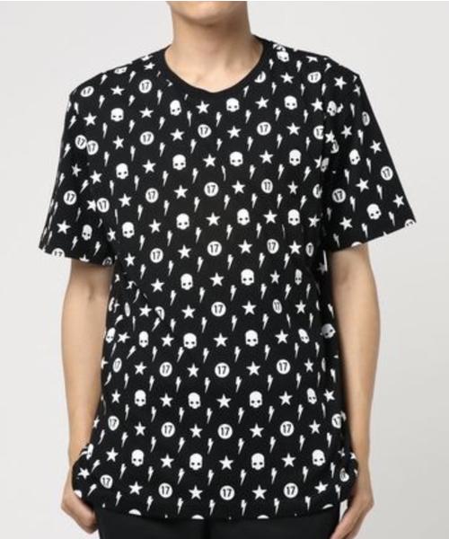 【オープニングセール】 【セール】《HYDROGEN/ハイドロゲン》オールオーバープリントTシャツ/ ALLOVER TEES(Tシャツ/ ALLOVER/カットソー)|HYDROGEN(ハイドロゲン)のファッション通販, チクサク:df963930 --- pyme.pe