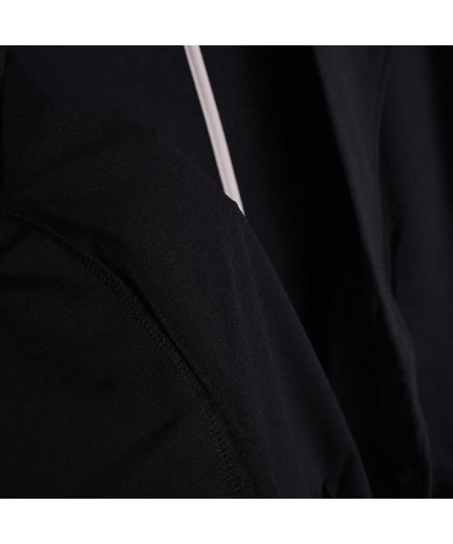 【6】強撚糸ジャージテーラードジャケット