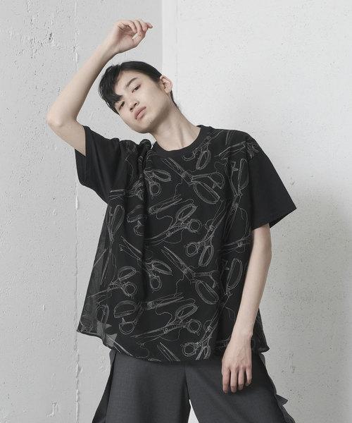 最新入荷 LAYERED T-SHIRT/レイヤードTシャツ(Tシャツ/カットソー)|mintdesigns(ミントデザインズ)のファッション通販, ドッグブティックRIRA:2b7040e7 --- theothermecoaching.com