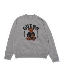 <GUESS GREEN LABEL> BEAR KNIT/ニット