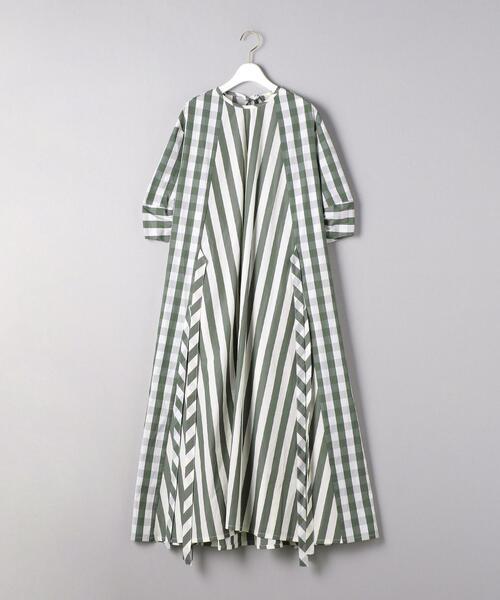 <LARA KRUDE(ララクルド)>CLARA マルチパターン ドレス ■■■