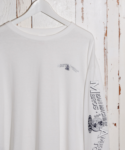 VOTE MAKE NEW CLOTHES MM AMERICAN TOUR L/S TEE