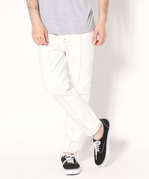 100%品質 【セール】bukht slim/ブフト/pin-tuck slim tapered tapered 5p jeans 5p/ピンタックスリムテーパード5Pジーンズ(デニムパンツ) bukht(ブフト)のファッション通販, まつい質舗(福岡の質屋):2d15f0f2 --- blog.buypower.ng