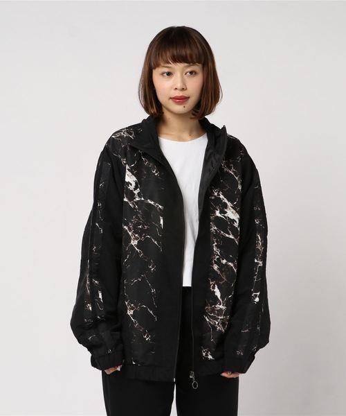 【b】長袖トラックジャケット