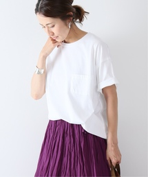 FRAMeWORK(フレームワーク)のフリミシン ポケットTシャツ◆(Tシャツ/カットソー)