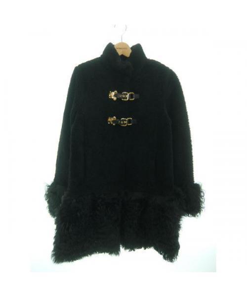 【セール 登場から人気沸騰】 【ブランド古着】ムートンコート(ムートンコート) miu miu miu(ミュウミュウ)のファッション通販 - USED, オオヌマグン:b47a1b5b --- pyme.pe
