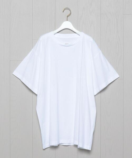 <MM6 Maison Martin Margiela>IRON PATCH T-SHIRT/Tシャツ.