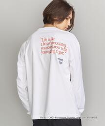 【別注】 <Forrest Gump(フォレストガンプ)> LS TEE/カットソー