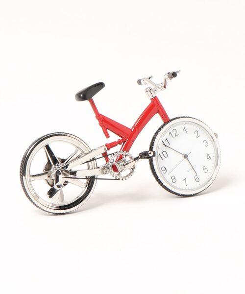 ミニチュアクロック(自転車)