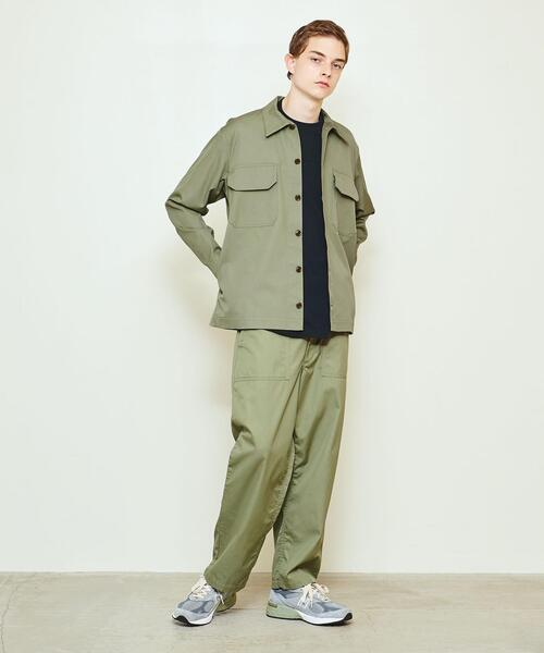 UNITED ARROWS & SONS(ユナイテッドアローズ&サンズ)OATMEAL BAKER PANTS
