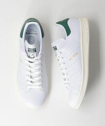 <adidas Originals(アディダス)> STAN SMITH GREEN/スタンスミス