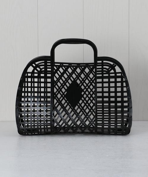 <Sun Jellies>RETRO BASKET BAG/バッグ