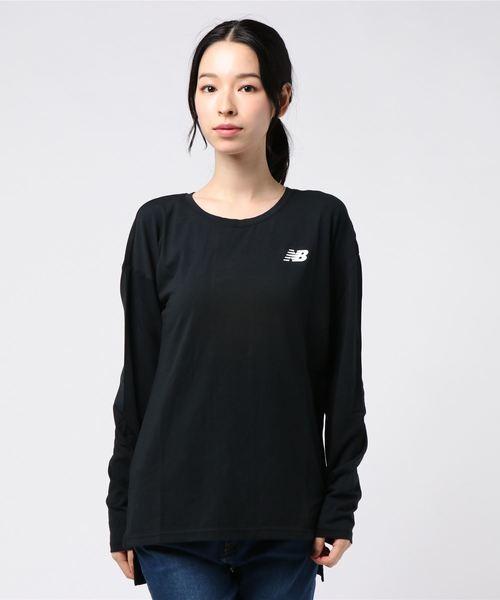 247スポーツロングスリーブTシャツ