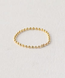 <GABRIELA ARTIGAS>BALL CHAIN RING/リング¨
