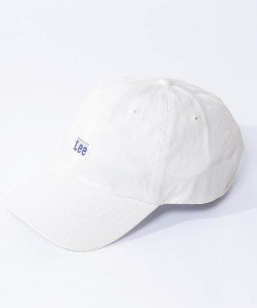 【Lee/リー】 LOW CAP COTTON TWILL ロウ キャップ コットン ツイル