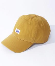 8f5131f367668 Lee(リー)の「【Lee/リー】 LOW CAP COTTON TWILL ロウ