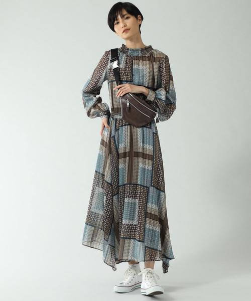 『1年保証』 ROSEパッチワークプリントロングワンピース(ワンピース)|ROSE BUD(ローズバッド)のファッション通販, 手芸パーツ通販 クラフトパーツ屋:1e61045e --- 5613dcaibao.eu.org