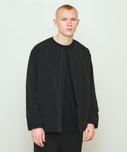 UNITED ARROWS & SONS by DAISUKE OBANA PADDING CREW JACKET