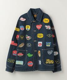 HUMAN MADE(ヒューマン メイド)PATCH COVERALL■■■